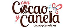 logo cacao y canela