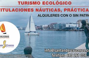 Titulación completa para gobernar embarcaciones de hasta 6 metros y motos de agua