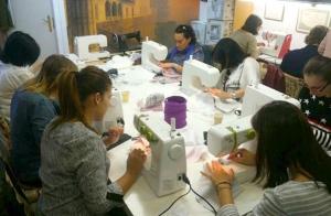 Curso de iniciación a la costura y reciclaje