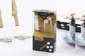 Auriculares inalámbricos estéreo con Bluetooth 4.1 y micrófono