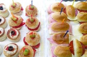 Catering dulce o salado para 6 o 12 personas