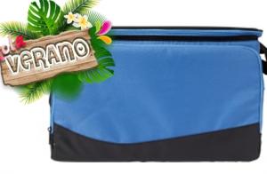 ¡Hola verano! Bolsa nevera para la playa, campo o piscina por 19.95€