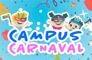 Campus de carnaval para niños en Queensgate College