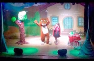 Teatro musical Caperucita y la loba Lola