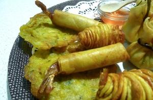 Menú ilimitado de 12 platos en la Casona Camino de Hoz
