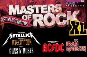 Entradas para Masters of Rock Festival en Santander