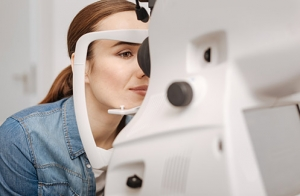 Prueba médica: Tomografía de coherencia óptica (OCT)