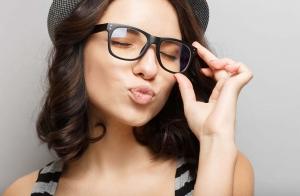 Gafas graduadas: montura y lentes
