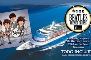 Ahorra un 15% en tu Crucero Beatles al comprar tu cupón descuento por 6€
