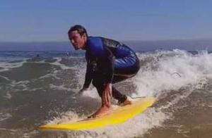 Curso de 5 clases de surf de 2h de duración cada una