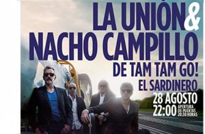 Entradas para La Unión & Nacho Campillo. Conciertos Solidarios Festival de las Naciones Santander